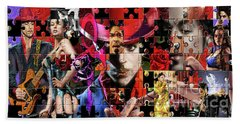 Prince Puzzle Of Missing Pieces 1 Bath Towel