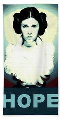 Princess Leia Hope Hand Towel