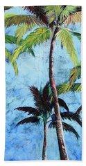 Princeville Palms  Hand Towel