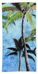 Princeville Palms  Bath Towel