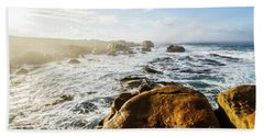 Pristine Tasmanian Coast Bath Towel