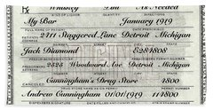 Hand Towel featuring the photograph Prohibition Prescription Certificate My Bar, by David Patterson