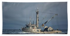 Bath Towel featuring the photograph Prosperity 2 by Randy Hall
