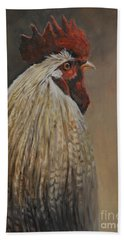 Proud Rooster Bath Towel