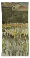 Provence Stenhus. Up To 60 X 90 Cm Hand Towel