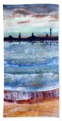 Provincetown Skyline 1 Hand Towel