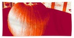 Pumpkin #1 Bath Towel