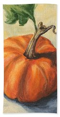 Pumpkin Everything Hand Towel