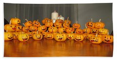 Pumpkins Hand Towel