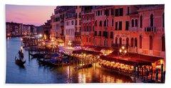 Pure Romance, Pure Venice Bath Towel