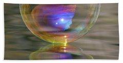Bubble Bliss Bath Towel by Cathie Douglas