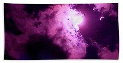 Purple Haze Bath Towel