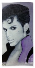 Purple Prince Bath Towel