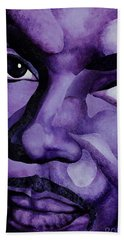 Purple Reign Hand Towel