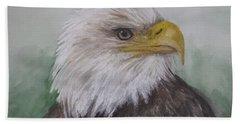 Pyrague Eagle Hand Towel