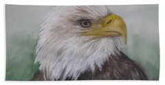 Pyrague Eagle Bath Towel