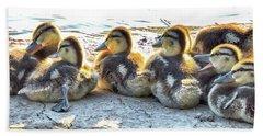 Quacklings Bath Towel