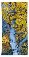 Quaking Aspen Bath Towel