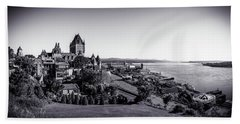 Quebec City Bath Towel