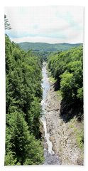 Quechee Gorge Bath Towel