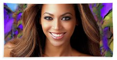 Queen Beyonce Hand Towel