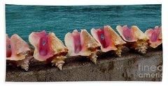 Queen Conch Bath Towel