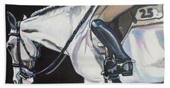 Quiet Ride Bath Towel by Stephanie Come-Ryker