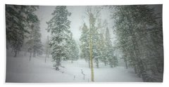 Quiet Turns  Bath Towel by Mark Ross