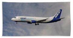 Quikjet Cargo Airlines Boeing 737-43q Hand Towel
