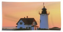 Race Point Light Hand Towel by Roupen  Baker