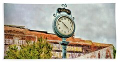 Radford Virginia - Time For A Visit Bath Towel