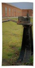 Rail Track Switch Hand Towel