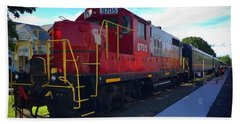 Blue Ridge Railway Hand Towel