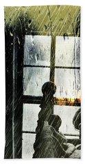 Rain In My Heart Hand Towel