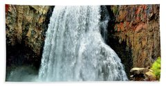 Rainbow Falls 16 Bath Towel