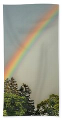 Rainbow Hand Towel