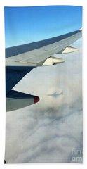 Rainbow Wingman Hand Towel