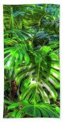 Rainforest Hand Towel