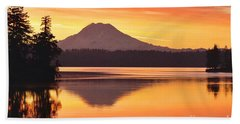 Rainier Dawn Hand Towel