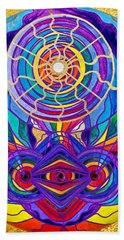 Raise Your Vibration Hand Towel