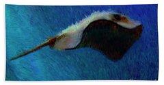 Rajiformes Hand Towel
