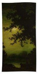 Ralph Albert Blakelock  1847  1919  Stilly Night Hand Towel