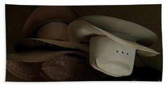Ranch Hats Hand Towel