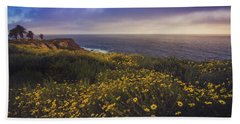 Rancho Palos Verdes Super Bloom Hand Towel