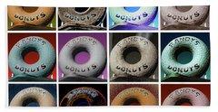 Randy's Donuts - Dozen Assorted Bath Towel