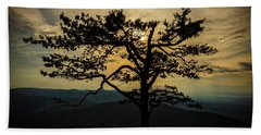 Ravens Roost Hdr Hand Towel