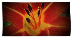 Bath Towel featuring the photograph Reaching For The Sun by Judy Hall-Folde