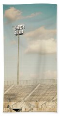 Hand Towel featuring the photograph Recalling High School Memories by Trish Mistric