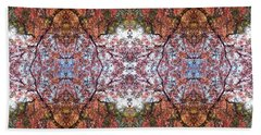 Bath Towel featuring the photograph Rectangle by Nora Boghossian