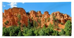 Red Canyon Hand Towel
